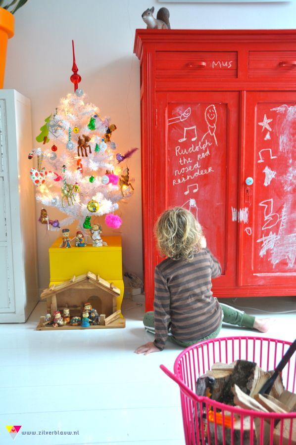 Zilverblauw Kerst 2011