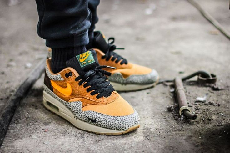 Mikee Polo – Nike Air Max 1 Atmos Safari