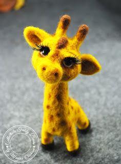 135 Best Giraffes Images On Pinterest Crochet Dolls