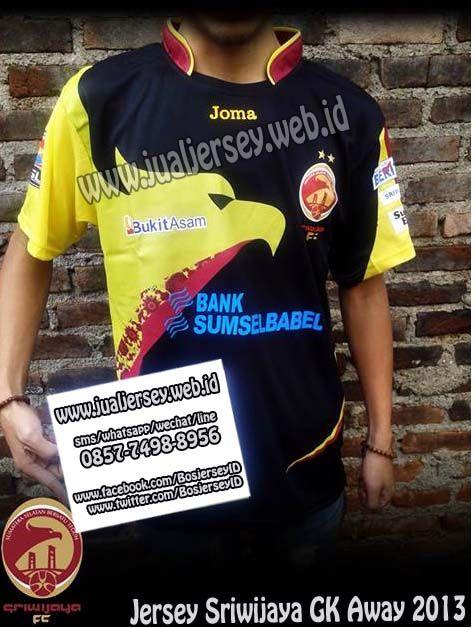 Jersey Sriwijaya Gk 2013-2014 | Jersey Sriwijaya FC Kiper 2013-2014