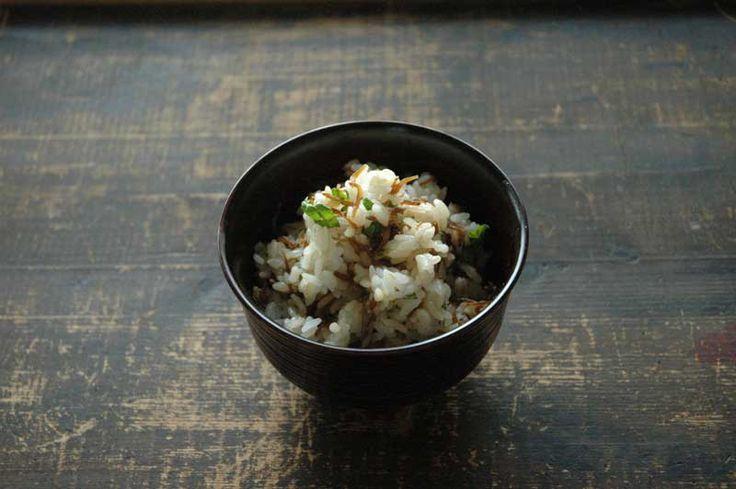 いちばん丁寧な和食レシピサイト、白ごはん.comの『じゃこと木の芽の混ぜご飯の作り方』を紹介するレシピページです。ちりめんじゃこの佃煮と木の芽をたっぷり混ぜ合わせて作るちょっとだけ贅沢な春の混ぜご飯です。おもてなしのご飯にも使えるのでぜひ一度作ってみてください!