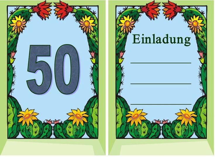 Einladungskarten Geburtstag : Einladungskarten 50 Geburtstag Kostenlos    Einladung Zum Geburtstag   Einladung Zum Geburtstag