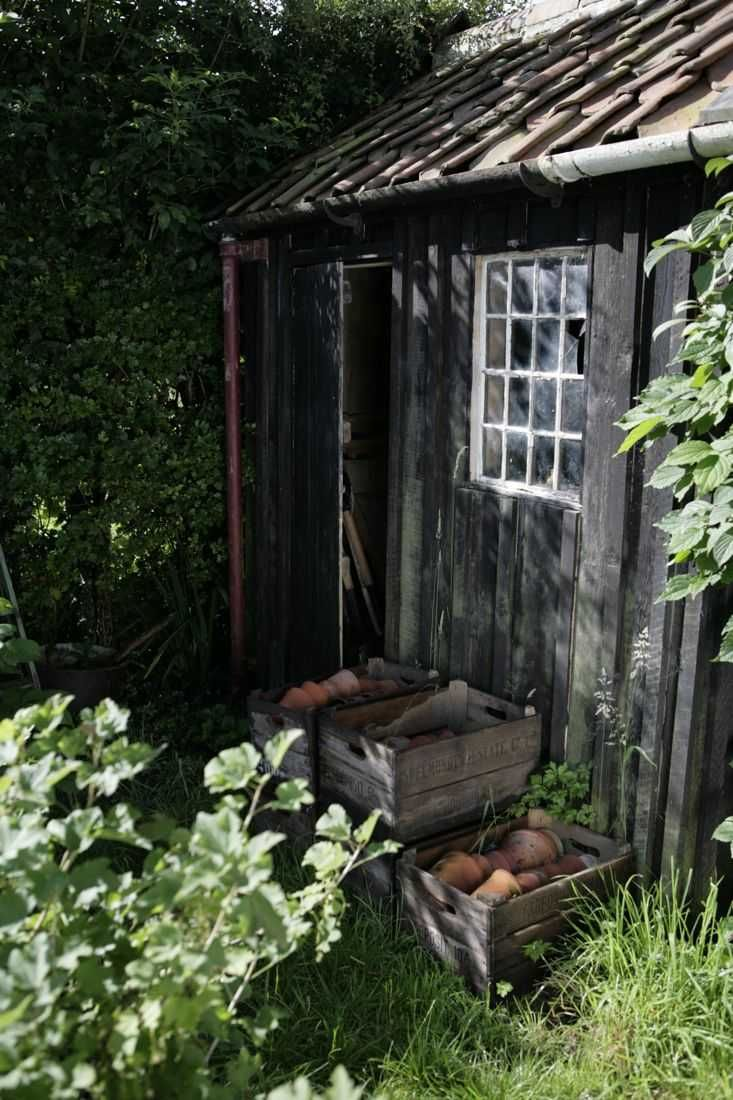 Old garden house - Find This Pin And More On Garden Sheds