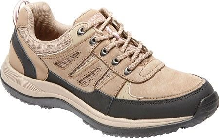 Rockport Women's XCS Urban Gear Mudguard New Taupe Leather Size 9.5 M, Brown