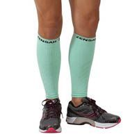 Zensah Compression Leg Sleeves help provide runners and all athletes with calf support, shin splint relief, and decreased fatigue. Zensah Compression Leg Sleeves are ideal for runners, cyclists and triathletes and anyone else who is on their feet. Wear them during training, recovery or for traveling. - #exercise #fitness #run #health #gym #workout #travel #running #legday #shinsplints #runner #traveling #compression #training #marathon #triathlon