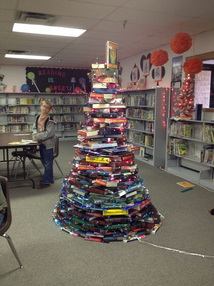 Christmas Ideas For School Libraries : Best images about innovative library ideas on