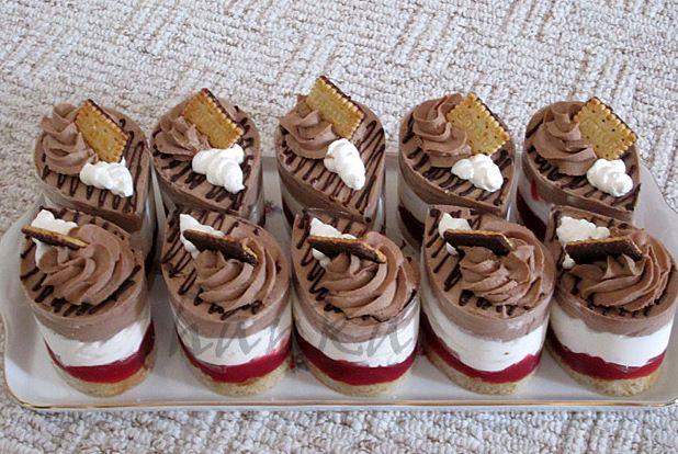 Semifreda , Cukroví a zákusky dorty | Dorty od mamy