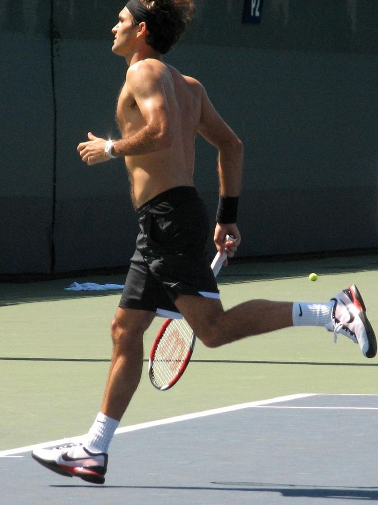 Roger Federer 32 years old! YES PLEASE