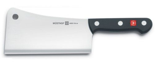 Save $ 10 order now Wusthof Classic 7-1/2-Inch Heavy Cleaver at Best Kitchen Kni