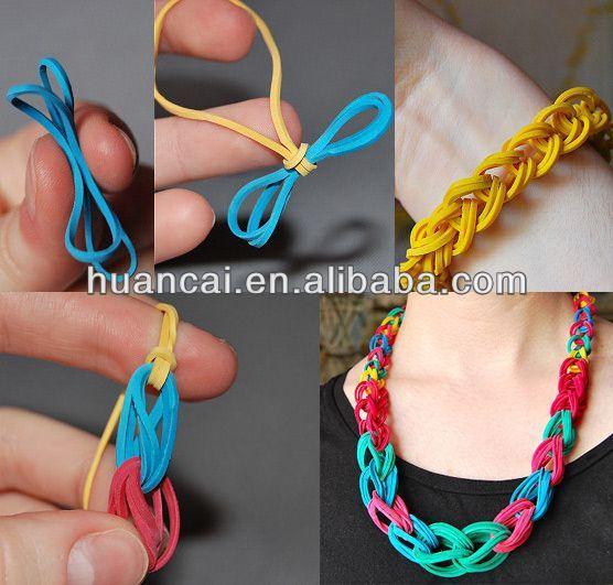 Rainbow Loom Patterns Rainbow Loom Rubber Band Bracelets