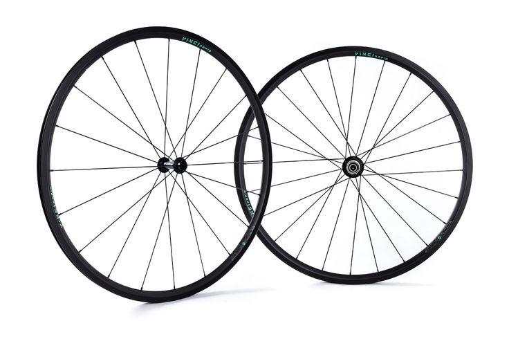 VINCI RAPID 24mm clincher road bike wheels