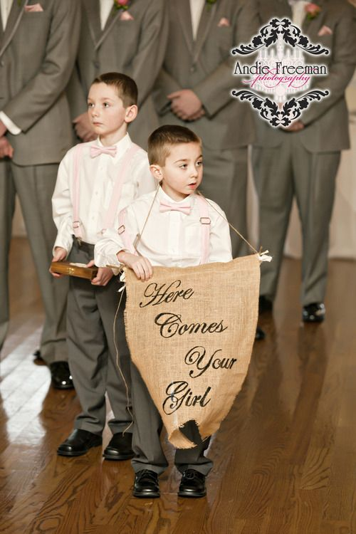 What To Give A Ring Bearer