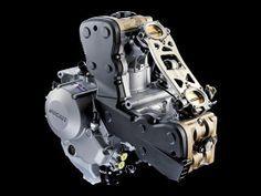 Ducati 848 - Engine