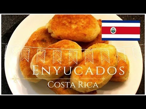 Enyucados Costa Rica - YouTube Yuca Recipes, Costa Rican Food, Island Food, Caribbean, Good Food, Food And Drink, Appetizers, Meals, Dishes