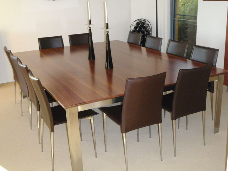 Spotted Gum dining table
