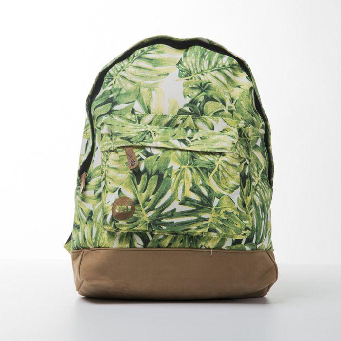 Plecak Mi-Pac Fern green