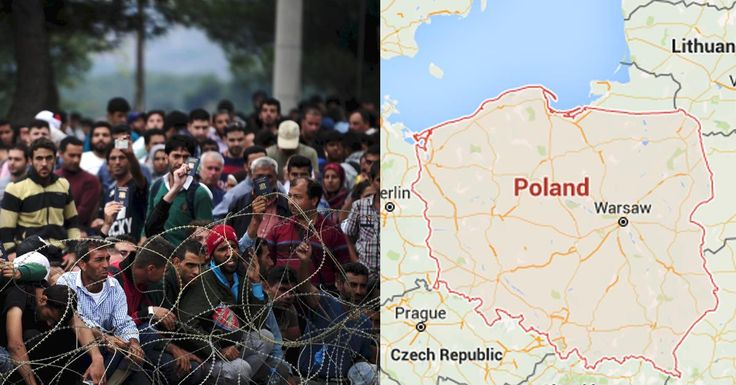 7,000 Refugees Just Got BAD News From Poland... Is Donald Trump Right After All?