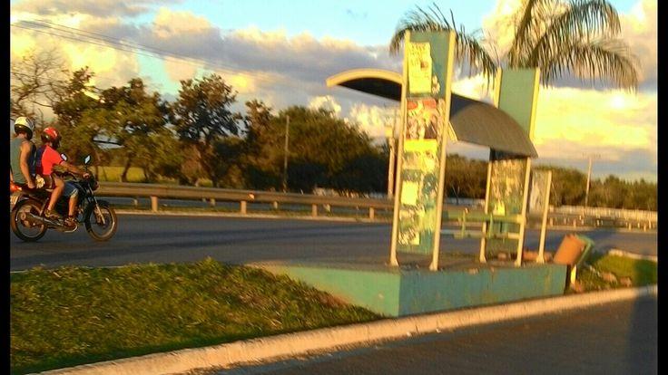 Ponto de Ônibus padrão de Goiânia