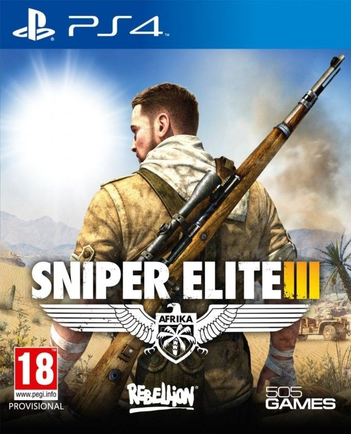 Review - Sniper III for PS4