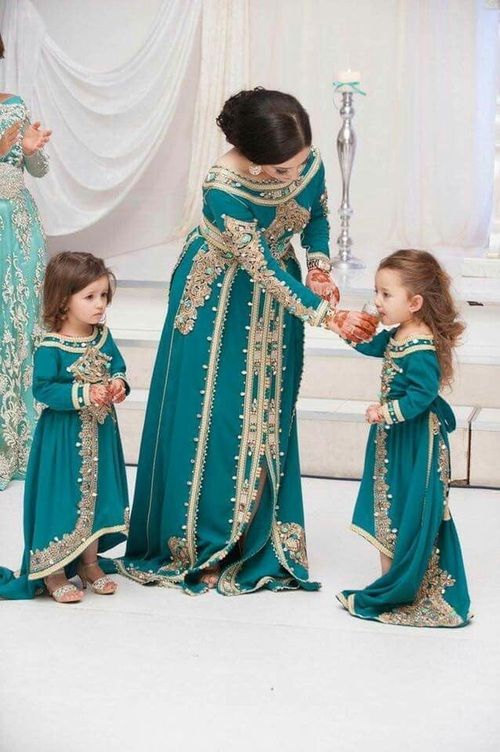 caftan, dress, and morocco image
