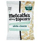 Metcalfe's Skinny Topcorn Cheese - I've been living as a NY expat in England for 18 years and this is the closest I've ever seen over here to Smartfood popcorn!