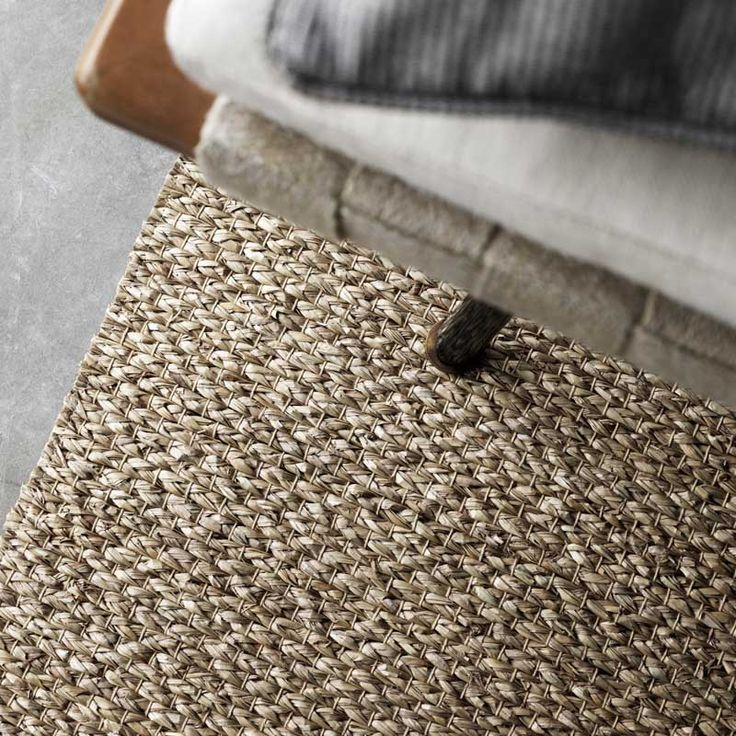 Textured rug from IKEA Sinnerlig collection, by Ilse Crawford 2015. Read more on the Nordicspace blog.