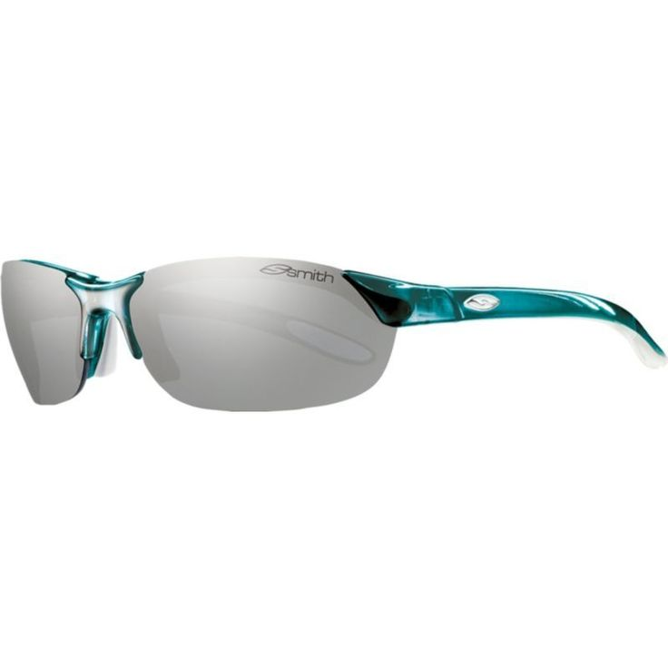 Smith Optics Women's Parallel Sunglasses, Aqua Marine/Grey