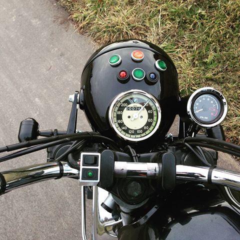 BMW R100R #bmw #r100r #247 #motorcycle #motorbike #motorrad #umbau #custom