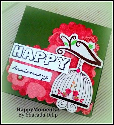 HappyMomentzz crafting by Sharada Dilip: GDT post