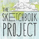 Sketchbook Project Idea... It's like a planner, a journal, and an art project all in one! How fun!!