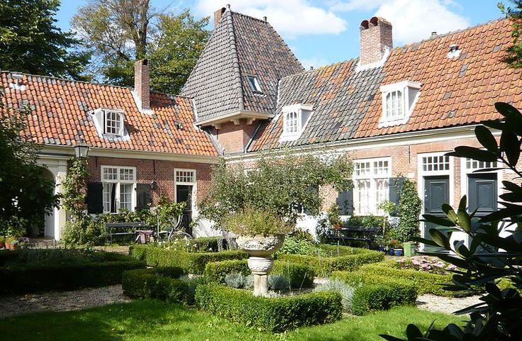 Haarlem Hofje van Willem Heythuijsen