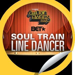ORIGINALS BY ITALIA's Soul Train Awards 2012: I Can Dance! Sticker | GetGlue