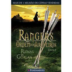 Livro - Rangers Ordem dos Arqueiros 1 - Ruínas de Gorlan
