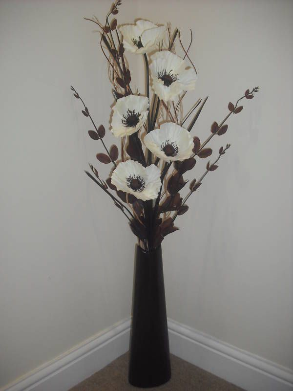 26 Best Floor Vases Images On Pinterest Floor Vases Floor Vase Decor And Tall Floor Vases