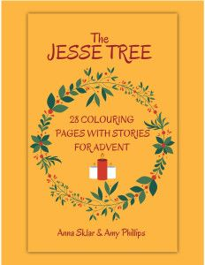 Four new books are on the horizon… Three of them make up the Jesse Tree for Advent series… They should be ready to purchase on Amazon in the next couple of weeks – in plenty of ti…