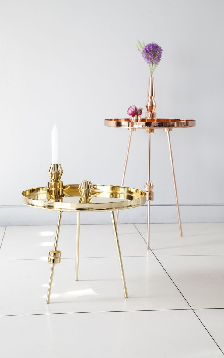 Richarm Table H300 Gold