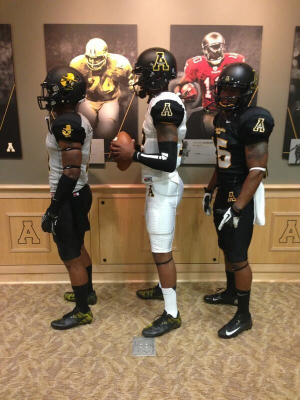 Appalachian Football Mascot | Appalachian State Football Dons New Solid Uniforms That Are Far from ...