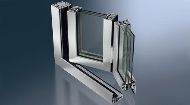 Schuco ASS80 bifold doors