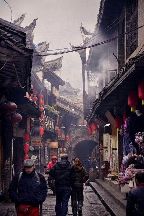 -凤凰县(Fenghuang,Hunan,China, 2012)