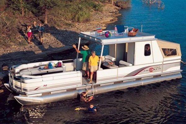 Sun Tracker 30 Pontoon Boat Pontoon Boat