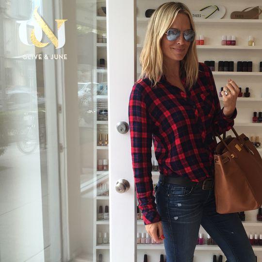 Fall Nail Trends | Molly Sims