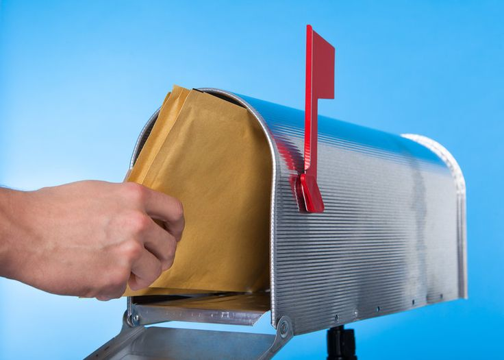 Direct mail back in consumers' good books