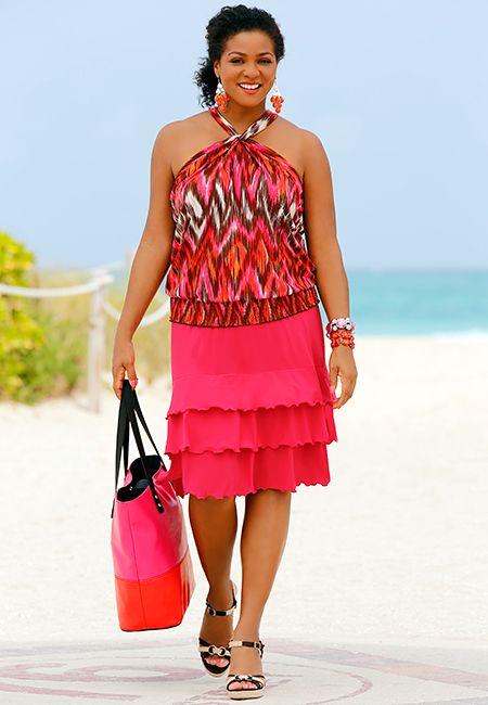 Plus Size Summer Favorites @ Cato Fashion