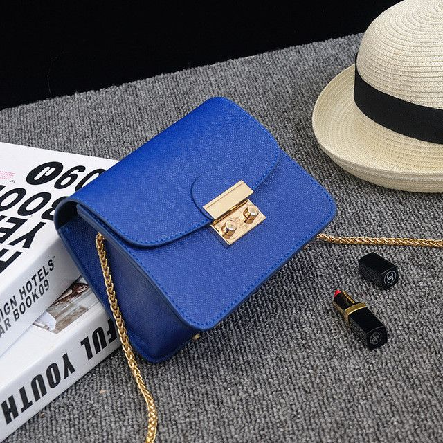 2017 VEEVANV Designer Leather Handbag Chain Shoulder Bags Women Messenger Bags Female Small Hand Bag Mini Crossbody Purse Bolsas