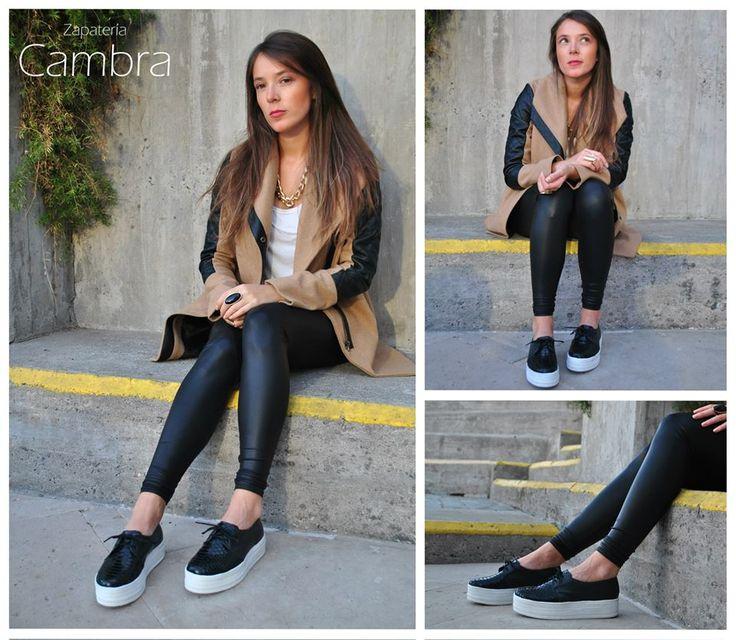 Producto: Martina Cueros negro y textura negro $39.900