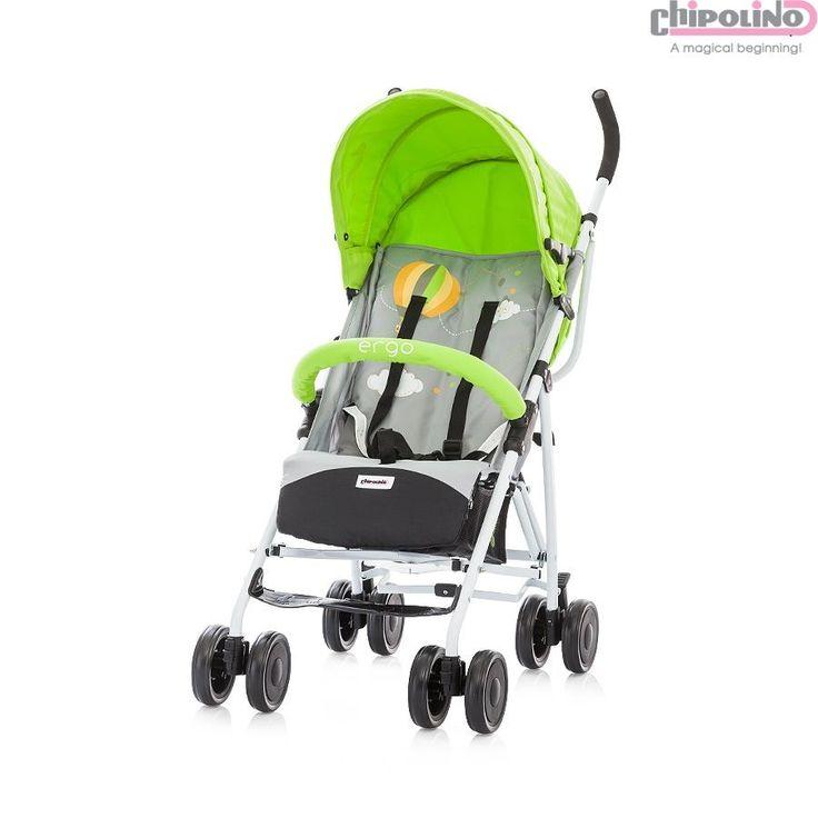 Chipolino Ergo Lime Bebek Arabası #bebek #alışveriş #indirim #trendylodi #bebekarabası #puset  #anne #baba
