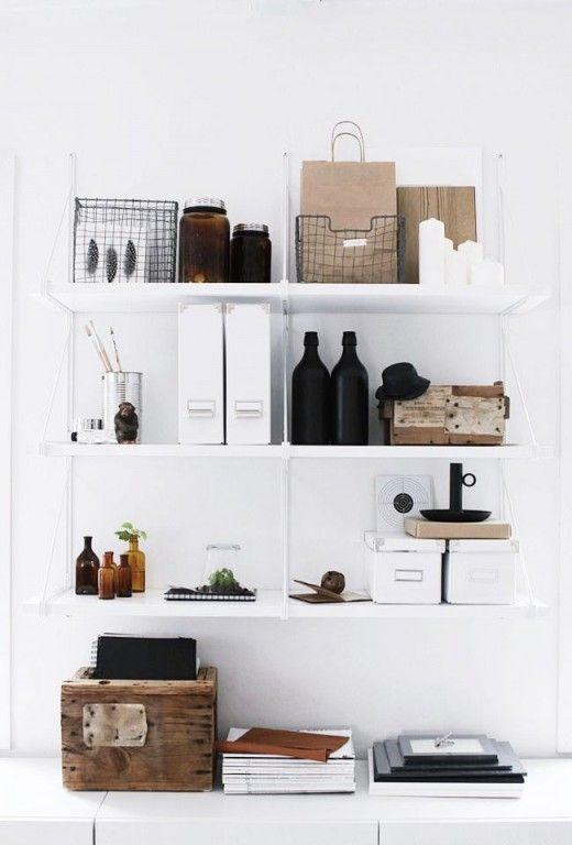 Interieur | 10 tips voor het inrichten van een klein huis of appartement #woonblog #interieurblog - www.stijlvolstyling.com
