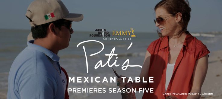 Pati's Mexican Table Local TV Listings