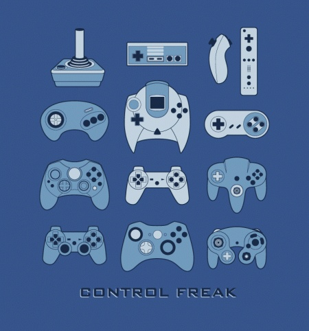 {Men's Control Freak Tee}