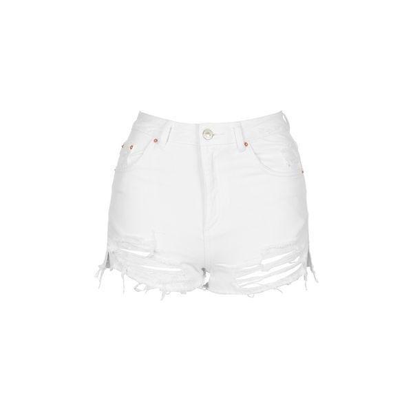 Best 25  White denim shorts ideas on Pinterest | White shorts ...